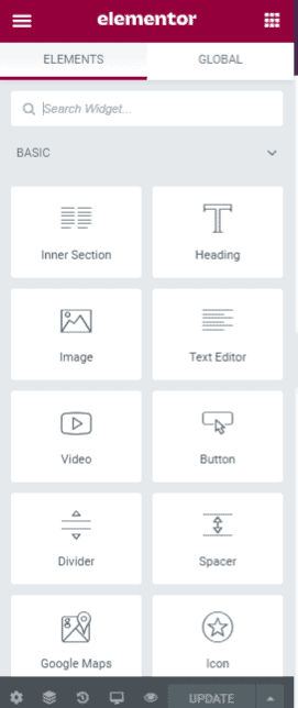 How To Set Up Global Theme Settings Inside Elementor